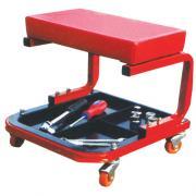 Квадратный стул на колесах Torin.  Мебель инструментальная.