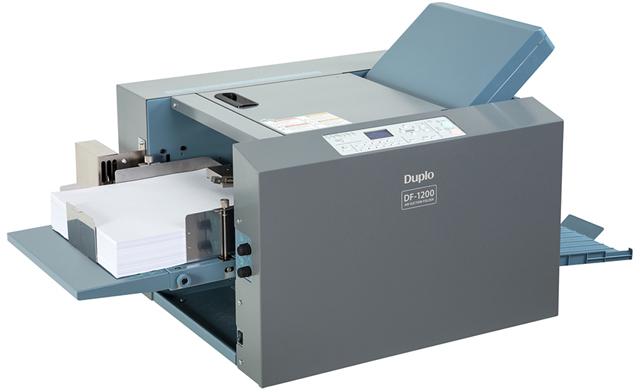 Купить Фальцовщик (фолдер) Duplo DF-1200 в официальном интернет-магазине оргтехники, банковского и полиграфического оборудования. Выгодные цены на широкий ассортимент оргтехники, банковского оборудования и полиграфического оборудования. Быстрая доставка по всей стране