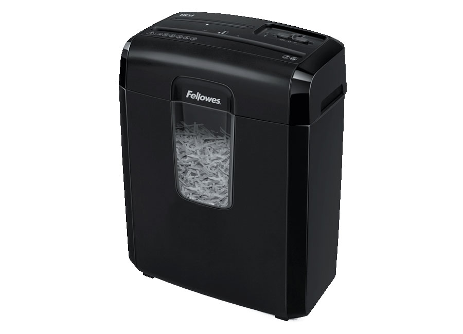 Fellowes Powershred 8C (4x35 мм) fellowes powershred 99ci black шредер