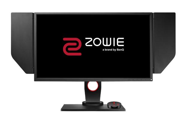 25 ZOWIE by XL2540 Gray с поворотом экрана