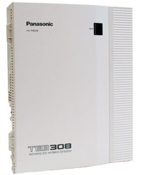 Мини-АТС_Panasonic KX-TEB 308 RU Компания ForOffice 10005.000
