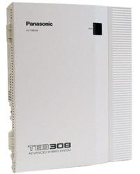 Мини-АТС_Panasonic KX-TEB 308 RU