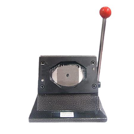 Вырубщик для значков , 69х45мм (настольный) вырубщик для значков r44 158