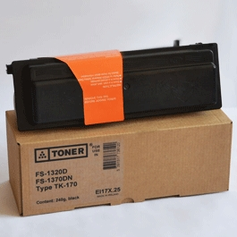 Тонер-картридж Elfotec TK-170 + Chip