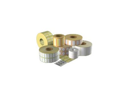 Самоклеящиеся термотрансферные этикетки 43х25 мм (1000 шт/р) (полуглянец) Компания ForOffice 129.000