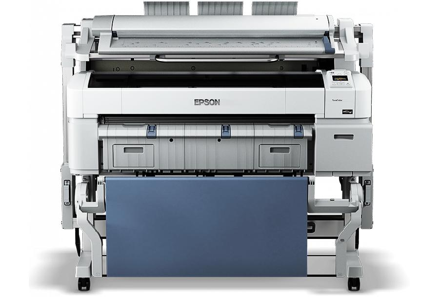 Epson SureColor SC-T5200D принтер epson surecolor sc p600
