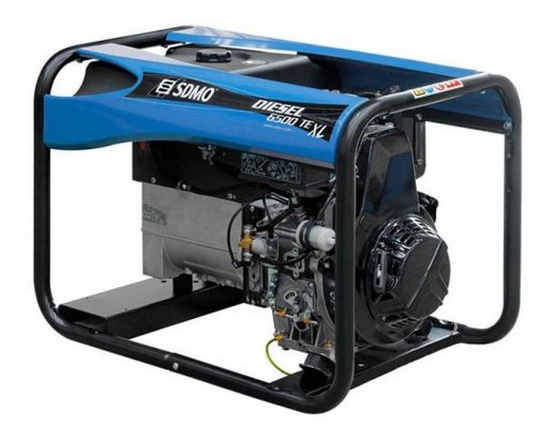 SDMO Diesel 6500 TE XL C