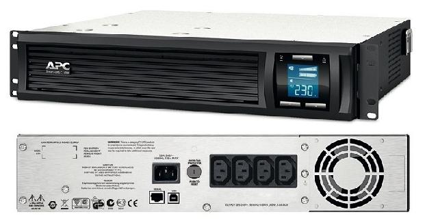 Источник БП_APC Smart-UPS C 1500VA/900W (SMC1500I-2U)