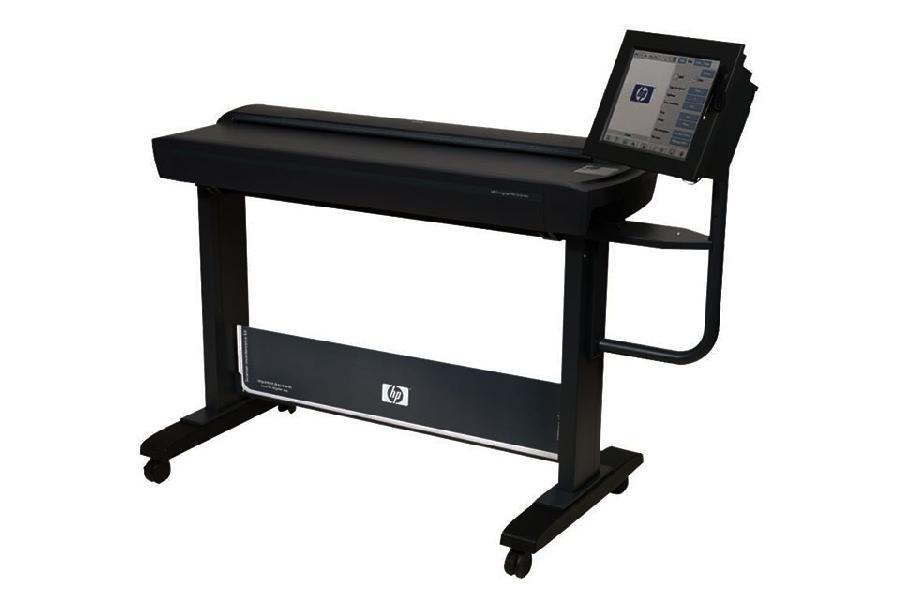HP Designjet HD (CQ654A) hewlett packard hp многофункциональная аппаратура для печати копии факса сканирования