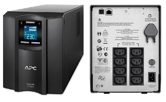 Источник БП_UPS APC Smart-1500VA (SMC1500I) Компания ForOffice 24517.000