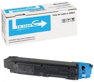 Kyocera Тонер-картридж TK-5160C (1T02NTCNL0)