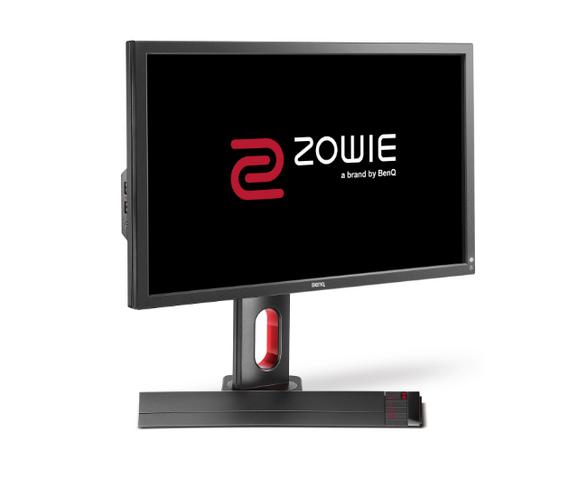 27 ZOWIE by BenQ XL2720 Black с поворотом экрана