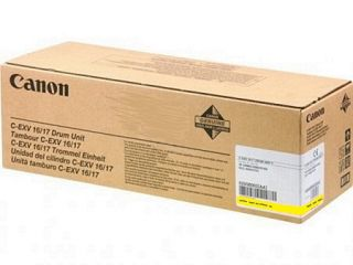 Canon Фотобарабан C-EXV 16/17 yellow (0255B002AA 000) (0255B002)