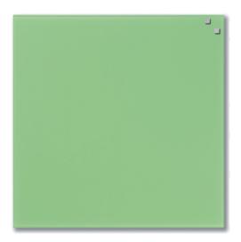 Стеклянная доска_Naga 45x45 Light Green (10750) Компания ForOffice 1884.000