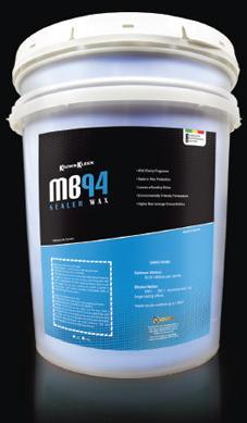 Krown MB94 Sealer Wax Компания ForOffice 4076.000