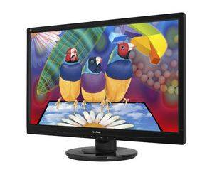 23.6 Viewsonic VA2445-LED Black (VS15453)