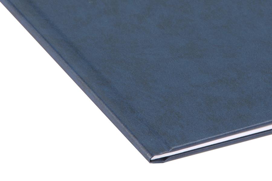 Фото Папка для термопереплета , твердая, 470, темно-синяя
