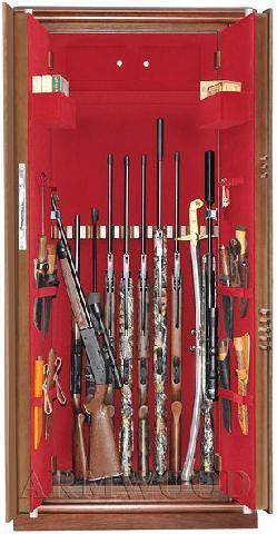 Оружейный сейф Armwood 73d32 G FLOCK