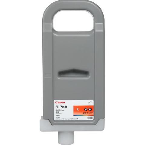 Картридж Red PFI-701R (красный) пигментный цены онлайн