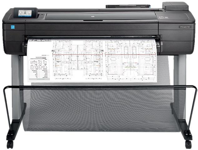 Струйный плоттер HP DesignJet T730 36 (F9A29A)