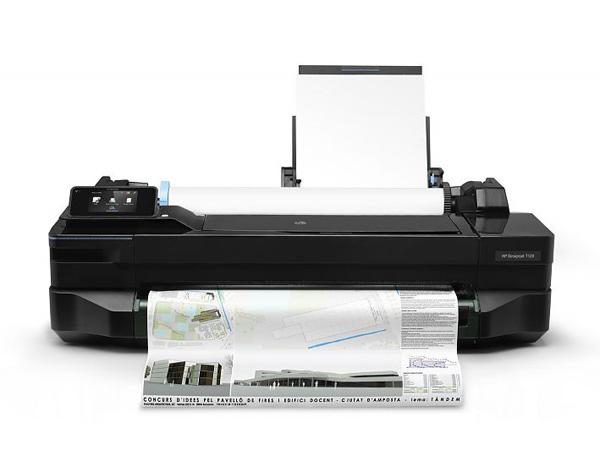 Струйный плоттер_HP Designjet T120 24 (CQ891A)