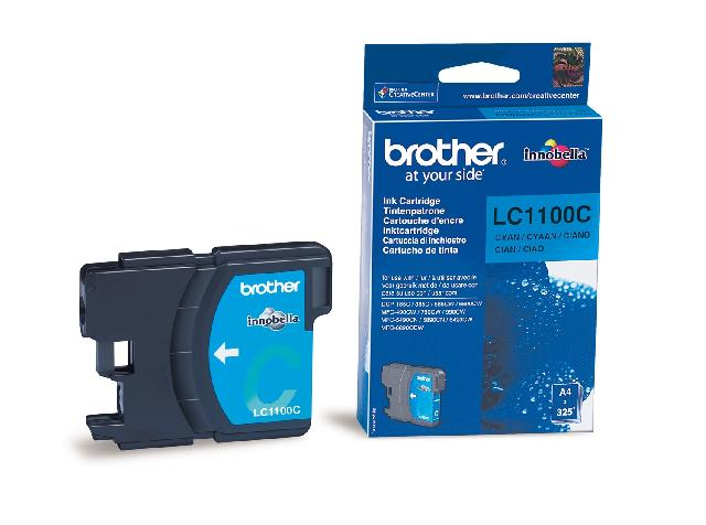 Картридж Brother LC1100C Компания ForOffice 483.000