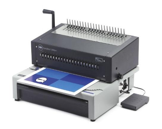 Купить Переплетчик на пластиковую пружину GBC COMBBIND C800PRO (ex. ibico EPK-21) в официальном интернет-магазине оргтехники, банковского и полиграфического оборудования. Выгодные цены на широкий ассортимент оргтехники, банковского оборудования и полиграфического оборудования. Быстрая доставка по всей стране