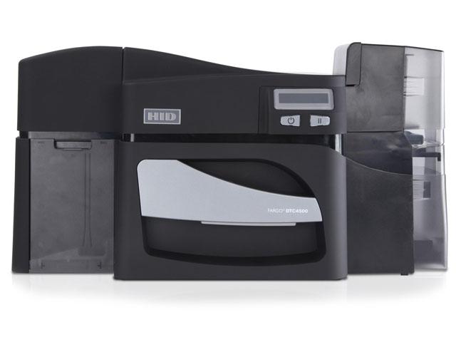 Принтер для пластиковых карт Fargo DTC4500e DS +MAG