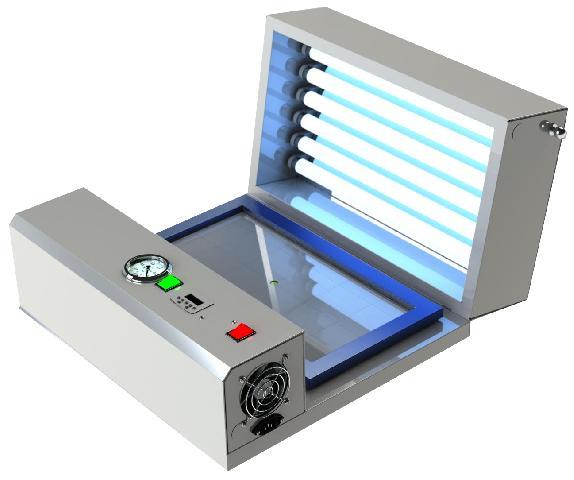 Экспокамера Nisaya UV 400 (6 лампы)