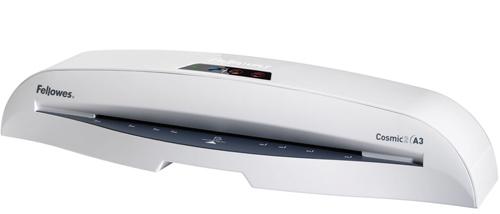 Купить Пакетный ламинатор Fellowes Cosmic 2 A3 в официальном интернет-магазине оргтехники, банковского и полиграфического оборудования. Выгодные цены на широкий ассортимент оргтехники, банковского оборудования и полиграфического оборудования. Быстрая доставка по всей стране