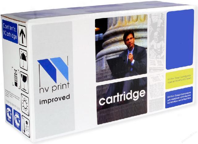 Картридж NV Print CE742A