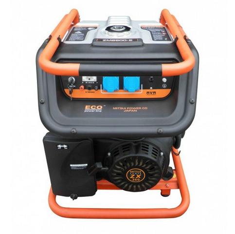 Бензиновый генератор_Mitsui Power ECO ZM5500E