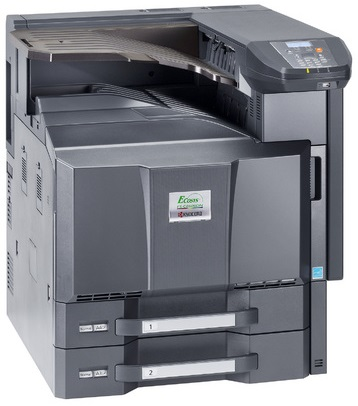 Kyocera FS-C8650DN мфу kyocera fs 1120mfp ч б а4 20ppm с автоподатчиком