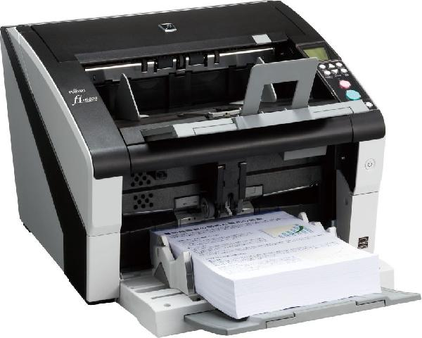 Сканер Fujitsu fi-6400