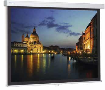 ProScreen 200x153 Matte White (10200008) slimscreen 200x153 matte white 10200084