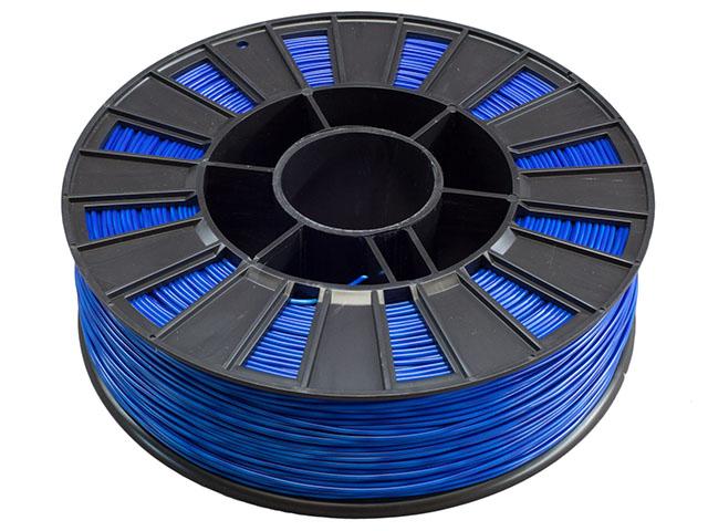 Пластик ABS синий 250гр от FOROFFICE