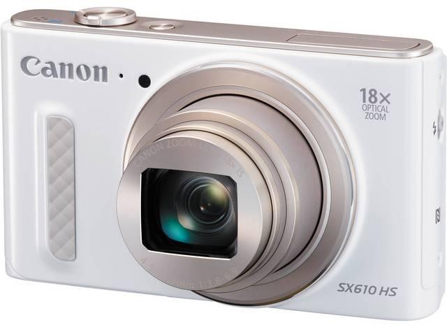 Купить Компактный фотоаппарат Canon PowerShot SX610 HS (белый) в официальном интернет-магазине оргтехники, банковского и полиграфического оборудования. Выгодные цены на широкий ассортимент оргтехники, банковского оборудования и полиграфического оборудования. Быстрая доставка по всей стране