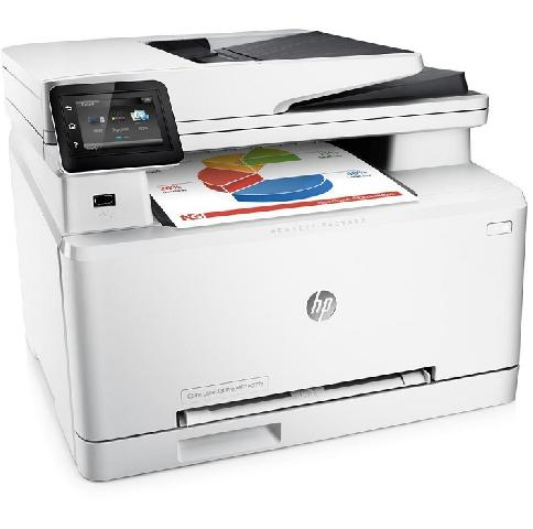 HP LaserJet Color Pro M277n (B3Q10A) принтер hp laserjet pro m104w g3q37a