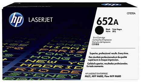 Тонер-картридж HP 652A CF320A