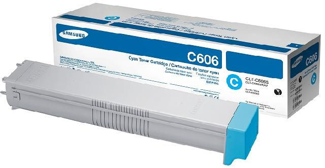 Тонер-картридж   CLT-C606S/SEE картридж samsung clt c504s see голубой