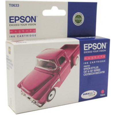 Картридж Epson C13T06334A10
