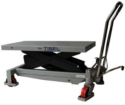 Купить Гидравлический подъемный стол Tisel HT100 в официальном интернет-магазине оргтехники, банковского и полиграфического оборудования. Выгодные цены на широкий ассортимент оргтехники, банковского оборудования и полиграфического оборудования. Быстрая доставка по всей стране