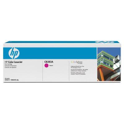 Тонер-картридж HP 824A CB383A hewlett packard hp многофункциональная лазерная аппаратура для печати копии факса сканирования