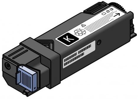 Тонер-картридж Konica Minolta TNP49K