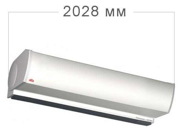 Тепловая завеса_Frico AD 420E27
