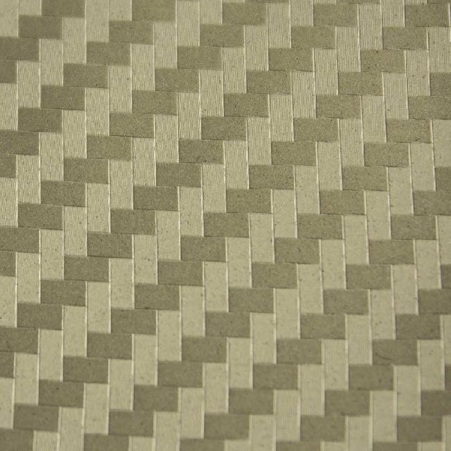 Пленка для термопереноса на ткань Hotmark Gold Carbon (10 м)