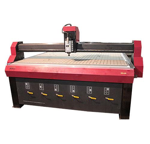 Гравировально-фрезерная машина_Vektor VG-2040 c вакуумным столом