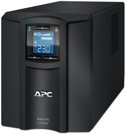 Источник БП_APC Smart-UPS C 2000VA/1300W (SMC2000I)