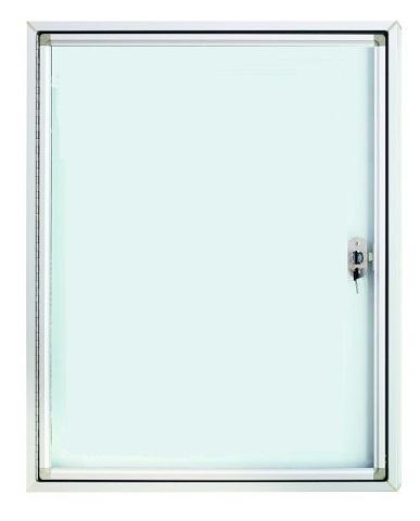 Доска-витрина Magnetoplan 87x75 см (1215100)