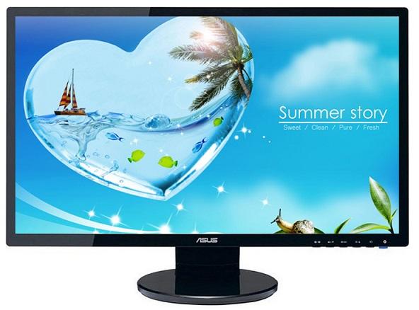 21.5 Asus VS228DE glossy black (90LMD8301T02201C)
